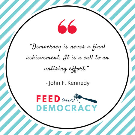 Blog - Feed Our Democracy