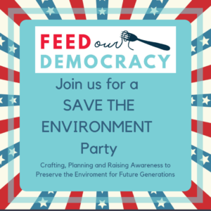 save the environment action plan